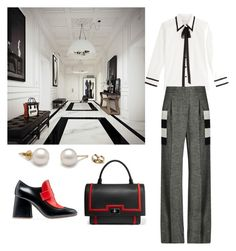 """""""Untitled #36"""" by emihox79 on Polyvore featuring Marc Jacobs, MaxMara, Marni and Givenchy"""