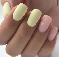 yellow Acrylic short square nails design for summer nails, matte yellow Short square nails color ideas, Natural gel short square nails design, Pretty and cute acrylic nails design Nägel Acryl Quadrat<br> Cute Acrylic Nail Designs, Best Acrylic Nails, Summer Acrylic Nails, Nail Art Designs, Summer Nails, Matte Nails, Pink Nails, Acrillic Nails, Acrylic Nails Yellow