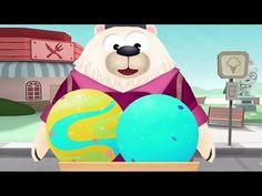 Dr. Pandas Eiswagen Spiel für Kinder - Android, iPad, iPhone, Kindle Fire App - YouTube