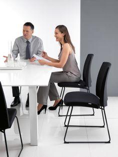 Krzesła konferencyjne do biura ARCA