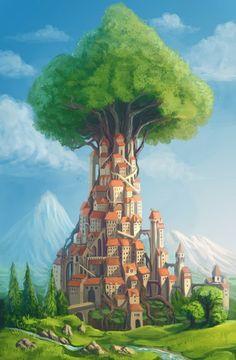 Pinzellades al món: Vaja ciutats més inversemblants! / Vaya ciudades más inimaginables! / Go cities unimaginable!