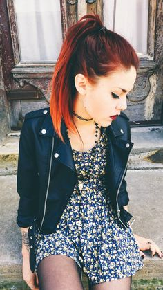 I think this is what I am going to do with my hair color