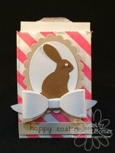 Chelsea's Creative Corner: Chocolate Bunnies ....