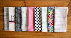 Funky Cloth Napkin DIY