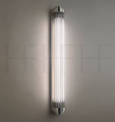 Rod Pillar Light, large, Hector Finch. Not sure what the price is