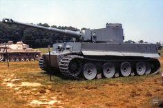 """Tiger 1 """"712"""" USA"""
