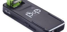 Un proyector para el iPhone, ¿se necesita más que eso?