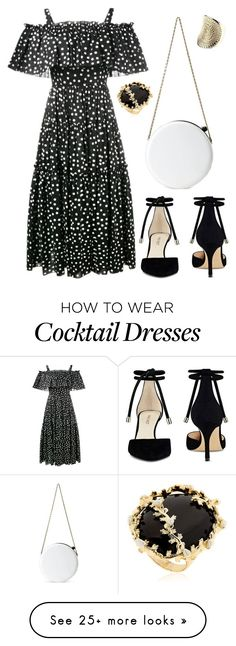 """Treated the Same"" by staysaneinsideinsanity on Polyvore featuring Dolce&Gabbana, Nine West, Chanel and Rosantica"