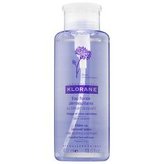 Klorane - Make-Up Remover Water with Soothing Cornflower #sephora
