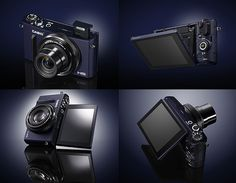 White Canon Kiss X7, limited edition Fuji X-A1 and Exilim EX-10 cameras announced in Japan