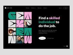 Web Design, App Ui Design, Branding Design, Top Graphic Designers, Symmetrical Balance, Directory Design, Visual Hierarchy, Website Header, Dynamic Design