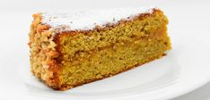 Torta di carote e mandorle senza glutine e senza lattosio: uno slalom (goloso) tra le intolleranze