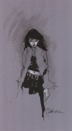 Death by Chris Bachalo.