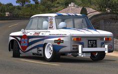 photos of rally cars