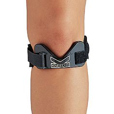 KneedIT XM Magnetic Knee Brace.Smarts: Absorbs shock, reduces stress. FootSmart.com