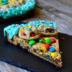 Cookie + Pizza = :)