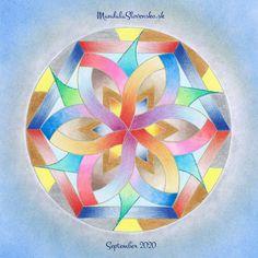 Nastolená rovnováha na Zemi prináša pokoj a zázraky. Nastavené srdcia na prijatie, otvárajú priestor na stabilitu a rast. Zanechajte staré za sebou a nechajte priestor pre všetko nové vo vašich životoch. #mandalaslovensko #mandalaslovakia #handpainted #healingart #sacredgeometry #september #mandala #breath September, Breathe, Mandala, Symbols, Peace, Logos, Art, Art Background, Logo
