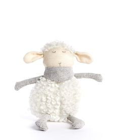 Sleepy Sheep by Nana Huchy  #oliverthomas #sheepplush #sheep #nanahuchy #plushtoy #softtoy #nursery #girlsroom #boysroom