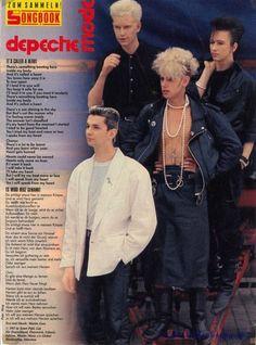 Depeche Mode - It's Called a Heart [Bravo - 1985] http://viva80.pt/