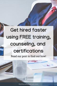 Where to get free training, job counseling & certifications Hiring Now, Jobs Hiring, Skill Training, Free Training, Free Career Assessment, Supplemental Nutrition Assistance Program, Job Center, Legitimate Work From Home, Work From Home Tips