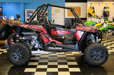 New 2016 Polaris RZR XP 1000 EPS Sunset Red ATVs For Sale in Alabama. 2016 Polaris RZR XP 1000 EPS Sunset Red, 2016 Polaris® RZR XP® 1000 EPS Titanium Matte Metallic Features may include: Power Features 110 HP PROSTAR® 1000 H.O. ENGINE Designed specifically for extreme performance, the Polaris ProStar® 1000 H.O. engine features 110 horses of High Output power and all of the hallmark ProStar® features. This includes dual overhead cams, electronic fuel injection, and 4 valves per…