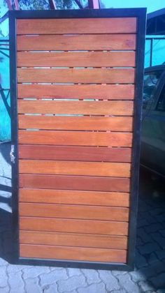 Timber gates for sale centurion