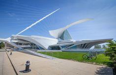 Milwaukee Art Museum—Milwaukee, Wisconsin