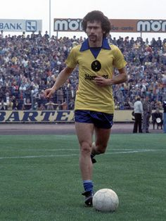 Paul Breitner, con Eintracht Braunschweig 1977/78
