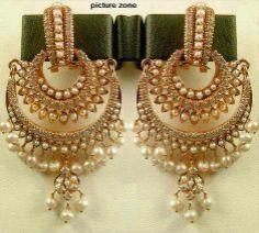 jewel, jewelry, earring, ethnic, traditional, pearl, pretty, beautiful,