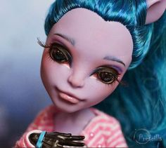 All about Monster High: Ooak M.H. & more...