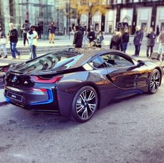 BMW i8 Get in shape and get your BMW paid by http://tomandrichiehandy.bodybyvi.com/