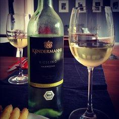 Kendermanns Riesling: Kein #Weißwein von der Stange - aber einer dafür - Weinbilly.de