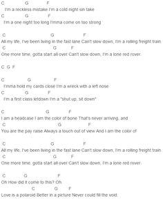 bastille guitar chords flaws