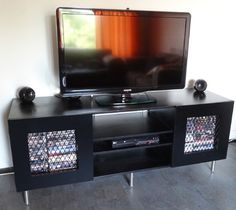I have wanted to replace my TV unit for quite some time and finally got round to doing it this week. The new TV unit is a modular shape that...