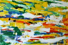 Expressionist Painting 1 Are You Happy, Make It Yourself, Colour, Abstract, Artwork, Painting, Color, Summary, Work Of Art