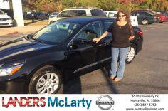 Congratulations Maria on your #Nissan #Altima from Elester Ruth at Landers McLarty Nissan !  https://deliverymaxx.com/DealerReviews.aspx?DealerCode=RKUY  #LandersMcLartyNissan