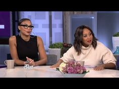 What Happened When Adrienne Went Spinning with Mel B? - The Real