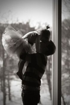 fathers and daughters, this pic reminds me of how proud my husband was at our lil 15 month olds dance recital!!<3 sweetest