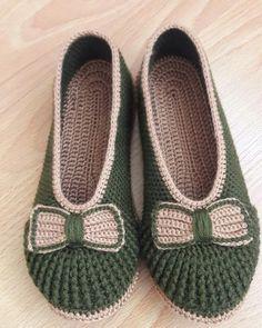 Serenity Street (Life Worth Hobbies) - # Value - Crochet Shoes Pattern, Granny Square Crochet Pattern, Shoe Pattern, Lace Knitting, Knitting Socks, Diy Crochet Slippers, Felted Slippers, Crochet Baby, Knit Crochet