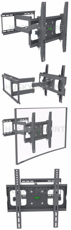 TV Mounts and Brackets: Full Motion Tilt Swivel Tv Wall Mount 32 40 42 47 50 55 Led Flat Screen Bracket BUY IT NOW ONLY: $34.99