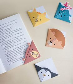 Origami for Everyone – From Beginner to Advanced – DIY Fan Origami Fish, Origami Love, Origami Design, Origami Ball, Origami Folding, Bookmark Craft, Origami Bookmark, Bookmarks Kids, Origami Instructions