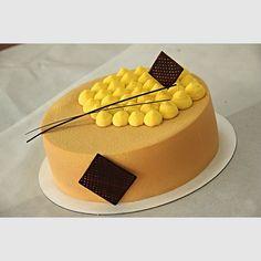 Honey cake. Медовик из программы классика, курс Total program. Работа с индивидуального МК @annamiana и @ngolubcova . Девчонки,вы огонь!!!  Очень сильные работы. #frankhaasnoot