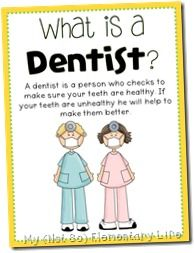 Dental Health Month: crafts, posters and so much more