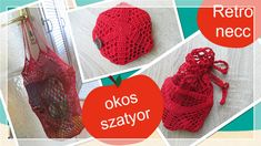 Éva Bababolt - amigurumi minták: Okos szatyor Crochet Market Bag, Doll Shop, Bagan, Crochet Earrings, Crochet Hats, Google, Fashion, Amigurumi, Knitting Hats