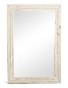 Buy the White Wash Rectangular Wooden Mirror from Marks and Spencer's range. Summer Plants, Sofa Shop, Take A Seat, Living Spaces, Living Room, Contemporary, Mirror, Home, Fantasy