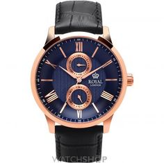 Mens Royal London Watch 41347-05