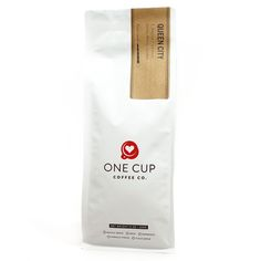 QUEEN CITY - Sweet and nutty with caramel and a hint of spice. A bold dark roast with a touch of smoky flavor.  US: $12.00  Locations:South America / Indonesia Tasting Notes:Smoke, Walnut + Caramel Roast Level: 5/6