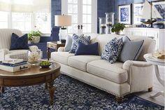 262262 in by Bassett Furniture in Naples, FL - Sofa