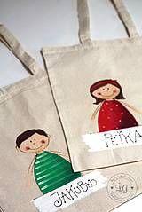 Nákupné tašky - Eko taška s menom - 4156487_