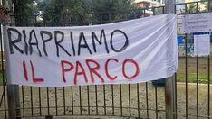 Napoli, verde negato: riaprite il parco Mascagna!
